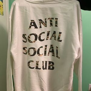 ✨NEW✨ Anti Social Social Club Sweater